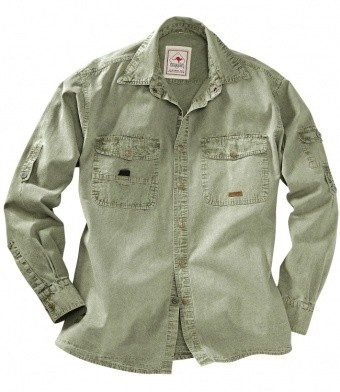 Scippis Australian Adventure Wear Cowra Shirt Scippis Australian Adventure Wear Cowra Shirt Farbe / color: khaki ()