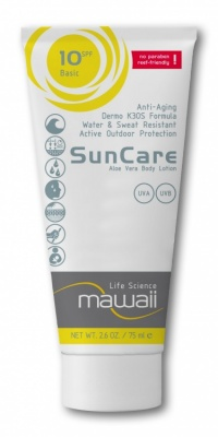 mawaii SunCare - SPF 10 mawaii SunCare - SPF 10 75 ml ()