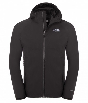The North Face Mens Stratos Jacket The North Face Mens Stratos Jacket Farbe / color: tnf black JK3 ()