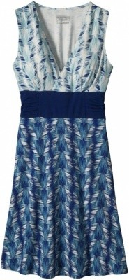 Patagonia Womens Margot Dress Patagonia Womens Margot Dress Farbe / color: channel blue BZTU ()
