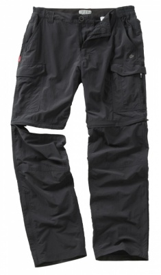 Craghoppers NosiLife Convertible Trousers Craghoppers NosiLife Convertible Trousers Farbe / color: black pepper 7J8 ()