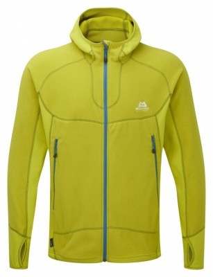 Mountain Equipment Shroud Jacket Mountain Equipment Shroud Jacket Farbe / color: citronelle/neptune zips ()