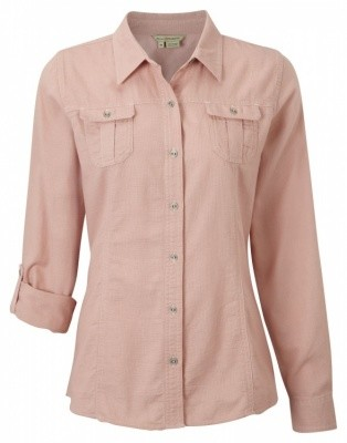Royal Robbins Islander Cool Mesh LS Women Royal Robbins Islander Cool Mesh LS Women Farbe / color: petal pink ()