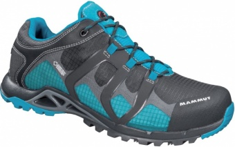 Mammut Comfort Low GTX Surround Women Mammut Comfort Low GTX Surround Women Farbe / color: graphite-pacific ()