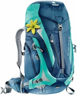 Deuter ACT Trail PRO 32 SL Deuter ACT Trail PRO 32 SL Farbe / color: midnight-mint ()