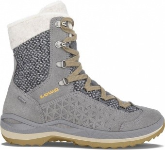 Lowa Calceta II GTX Womens Lowa Calceta II GTX Womens Farbe / color: grey/honey ()