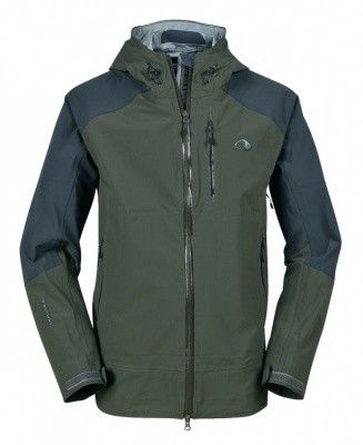 Tatonka Twain Mens Jacket Tatonka Twain Mens Jacket Farbe / color: pine/darkest grey ()