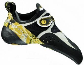 La Sportiva Solution La Sportiva Solution Farbe / color: yellow ()