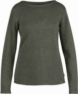Fjällräven Kiruna Knit Sweater Women Fjällräven Kiruna Knit Sweater Women Farbe / color: mountain grey ()