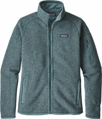 Patagonia Womens Better Sweater Jacket Patagonia Womens Better Sweater Jacket Farbe / color: shadow blue ()