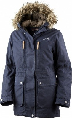 Lundhags Berje Womens Parka Lundhags Berje Womens Parka Farbe / color: eclipse blue ()