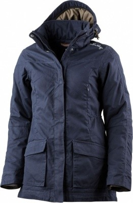 Lundhags Edhe Womens Parka Lundhags Edhe Womens Parka Farbe / color: eclipse blue ()