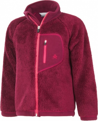 Color Kids Burma Fleece Color Kids Burma Fleece Farbe / color: beet red ()