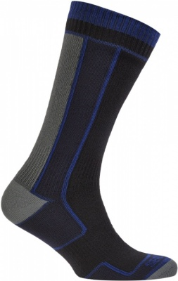 Sealskinz Thin Mid Lenght Sock Sealskinz Thin Mid Lenght Sock Farbe / color: black ()