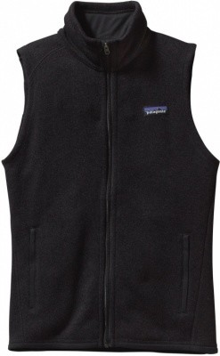 Patagonia Womens Better Sweater Vest Patagonia Womens Better Sweater Vest Farbe / color: black BLK ()