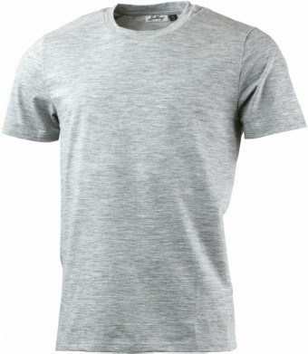 Lundhags Merino Light Tee Lundhags Merino Light Tee Farbe / color: light grey ()