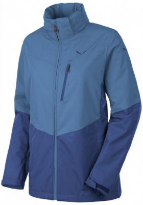 SALEWA Fanes Clastic PTX 2L Women Jacket SALEWA Fanes Clastic PTX 2L Women Jacket Farbe / color: washed denim ()