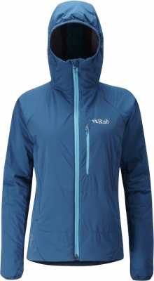 Rab Strata Hoody Women Rab Strata Hoody Women Farbe / color: ink IK ()