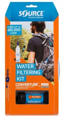 Source Convertube + Sawyer Wasserfilter Source Convertube + Sawyer Wasserfilter  ()