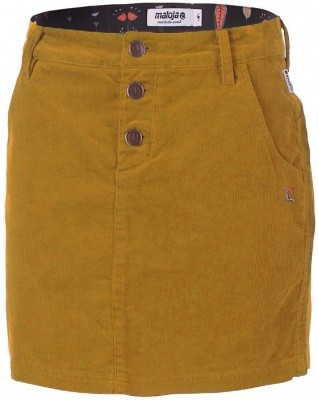 Maloja DepolM Skirt Women Maloja DepolM Skirt Women Farbe / color: mustard ()