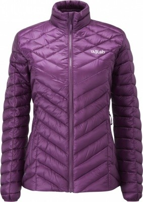 Rab Altus Jacket Women Rab Altus Jacket Women Farbe / color: berry BY ()