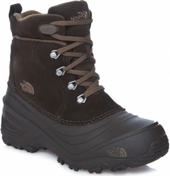The North Face Youth Chilkat Lace II The North Face Youth Chilkat Lace II Farbe / color: dem.brown/cub brown RE2 ()