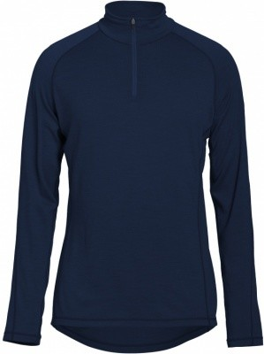 Super.Natural Mens Base 1/4 Zip 230 Super.Natural Mens Base 1/4 Zip 230 Farbe / color: ocean deep ()