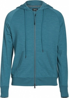 Super.Natural Mens Tempo Hoody Super.Natural Mens Tempo Hoody Farbe / color: fjord melange ()