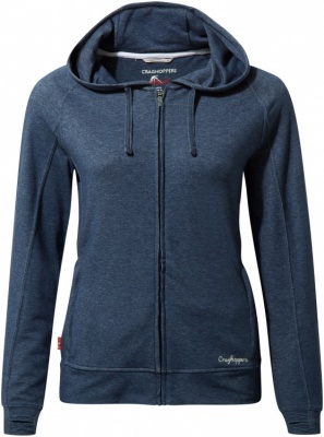Craghoppers NosiLife Womens Marlin Hooded Jacket Craghoppers NosiLife Womens Marlin Hooded Jacket Farbe / color: night blue 7NO ()