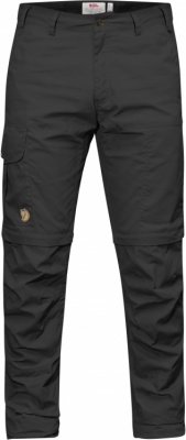 Fjällräven Karl Pro Zip-Off Trousers Fjällräven Karl Pro Zip-Off Trousers Farbe / color: dark grey ()