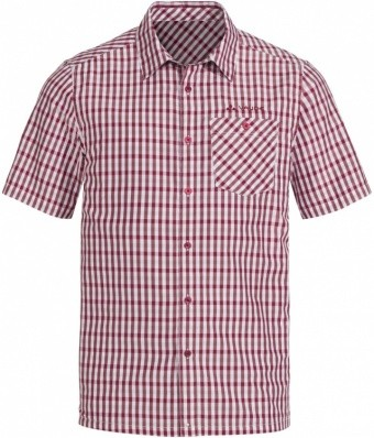 VAUDE Mens Albsteig Shirt VAUDE Mens Albsteig Shirt Farbe / color: salsa/red ()