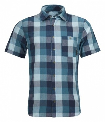 Ortovox Cortina Shirt Short Sleeve Men Ortovox Cortina Shirt Short Sleeve Men Farbe / color: blue navy ()