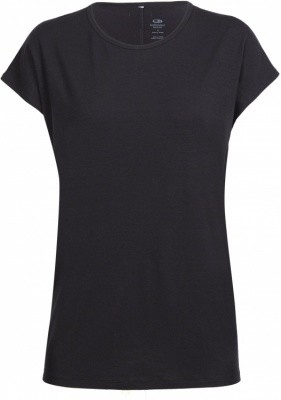 Icebreaker Aria Tunic Women Icebreaker Aria Tunic Women Farbe / color: black ()