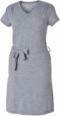 Royal Robbins Merinolux Dress Women Royal Robbins Merinolux Dress Women Farbe / color: light pewter ()
