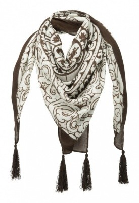Sherpa Adventure Gear Mandala Square Scarf Sherpa Adventure Gear Mandala Square Scarf Farbe / color: maato brown ()