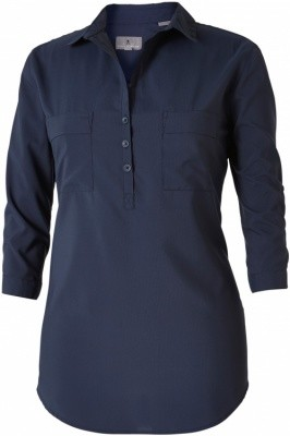 Royal Robbins Expedition Chill Stretch Tunic Women Royal Robbins Expedition Chill Stretch Tunic Women Farbe / color: navy ()