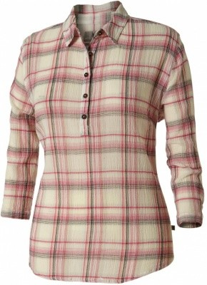Royal Robbins Oasis Plaid Popover Women Royal Robbins Oasis Plaid Popover Women Farbe / color: creme ()