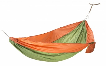 Exped Travel Hammock Duo Plus Exped Travel Hammock Duo Plus Farbe / color: mossgreen/terracotta ()