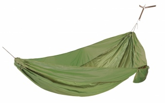 Exped Travel Hammock Duo Plus Exped Travel Hammock Duo Plus Farbe / color: mossgreen ()