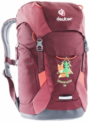 Deuter Forest Fox 14 Deuter Forest Fox 14 Farbe / color: maron-cardinal ()