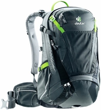 Deuter Trans Alpine 24 Deuter Trans Alpine 24 Farbe / color: graphite-black ()