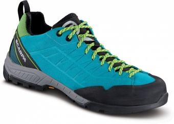 Scarpa Epic Women Scarpa Epic Women Farbe / color: pagoda blue-lime ()
