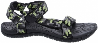 Teva Hurricane 3 Kids Teva Hurricane 3 Kids Farbe / color: digi camo grey/lime ()