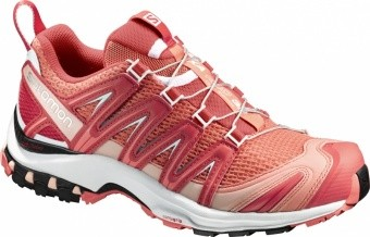 Salomon XA Pro 3D Women Salomon XA Pro 3D Women Farbe / color: living coral/white/poppy red ()