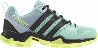 Adidas Terrex AX2R Kids Adidas Terrex AX2R Kids Farbe / color: clear mint/carbon/hi-res yellow ()