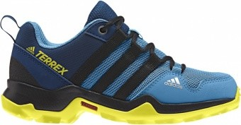 Adidas Terrex AX2R Kids Adidas Terrex AX2R Kids Farbe / color: shock cyan/core blk/shock yellow ()