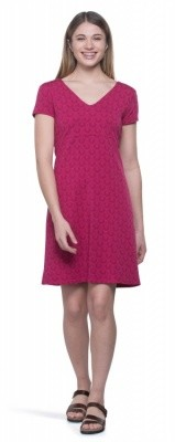 Kühl Adalina Dress Women Kühl Adalina Dress Women Farbe / color: cactus bloom ()