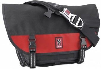 Chrome Mini Metro Messenger Bag Chrome Mini Metro Messenger Bag Farbe / color: black/red BKRD ()