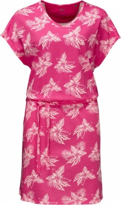 Jack Wolfskin Tropical Dress Jack Wolfskin Tropical Dress Farbe / color: tropic pink all over ()