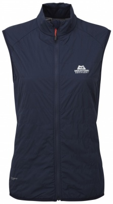 Mountain Equipment Switch Vest Womens Mountain Equipment Switch Vest Womens Farbe / color: cosmos ()